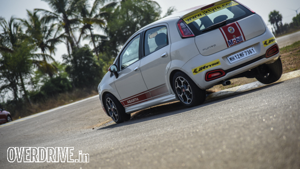 Hot Hatch Track Test Coimbatore  (10)