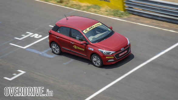 Hot Hatch Track Test Coimbatore  (15)