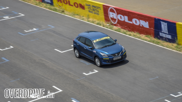 Hot Hatch Track Test Coimbatore  (16)
