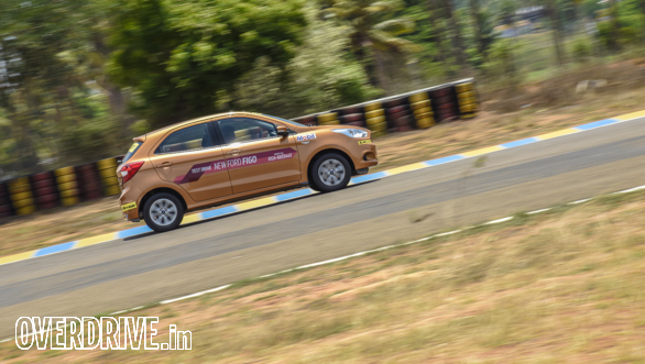 Hot Hatch Track Test Coimbatore  (18)