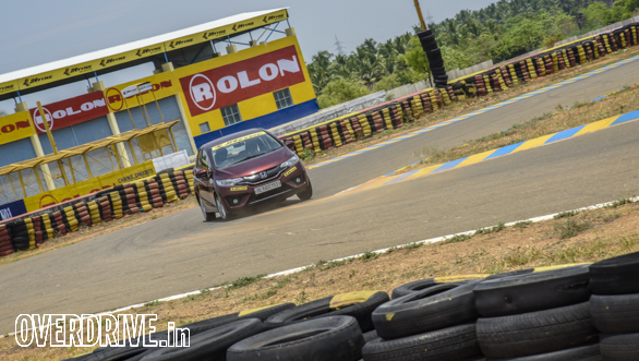 Hot Hatch Track Test Coimbatore  (19)