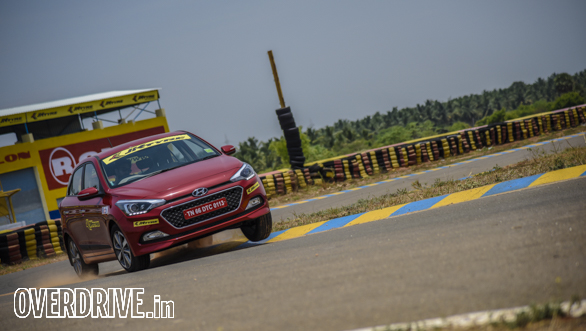 Hot Hatch Track Test Coimbatore  (23)