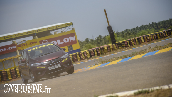 Hot Hatch Track Test Coimbatore  (24)