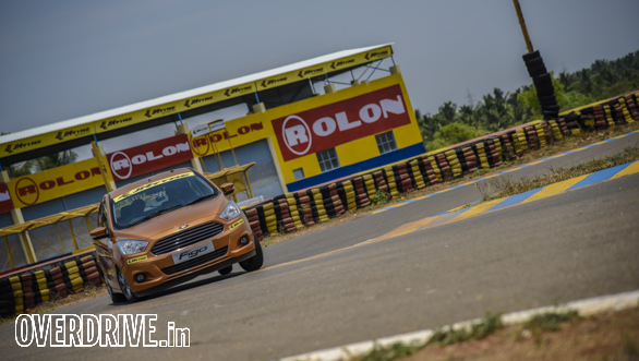 Hot Hatch Track Test Coimbatore  (25)