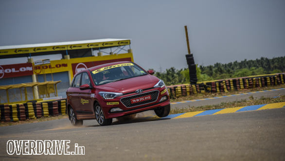 Hot Hatch Track Test Coimbatore  (26)