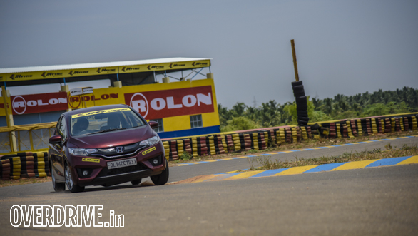Hot Hatch Track Test Coimbatore  (27)