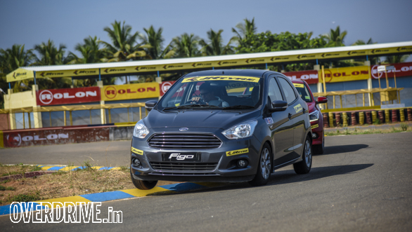 Hot Hatch Track Test Coimbatore  (3)