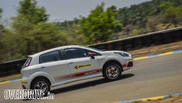 Hot Hatch Track Test Coimbatore  (31)