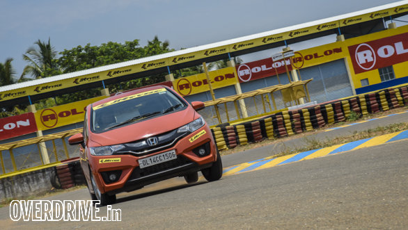 Hot Hatch Track Test Coimbatore  (32)