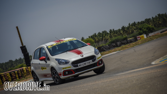 Hot Hatch Track Test Coimbatore  (35)