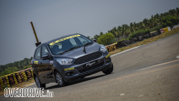 Hot Hatch Track Test Coimbatore  (36)
