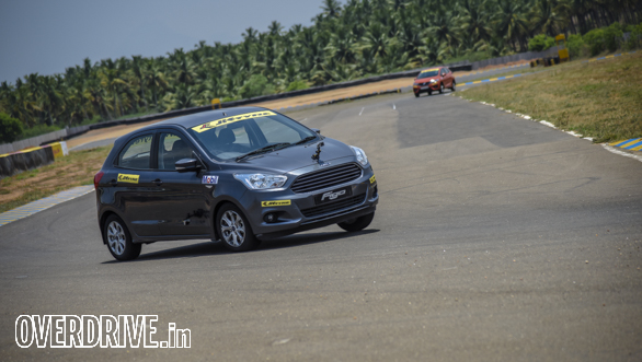 Hot Hatch Track Test Coimbatore  (38)