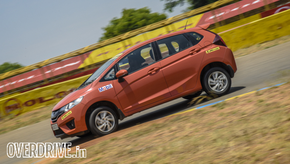 Hot Hatch Track Test Coimbatore  (41)