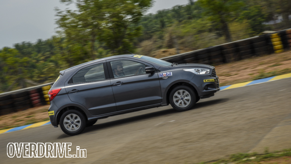 Hot Hatch Track Test Coimbatore  (46)