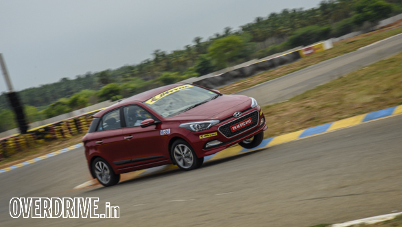 Hot Hatch Track Test Coimbatore  (49)