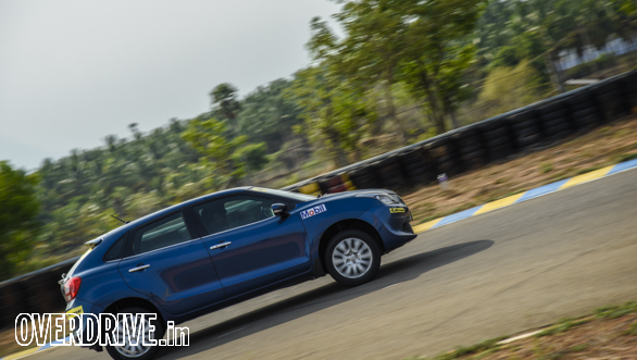 Hot Hatch Track Test Coimbatore  (61)
