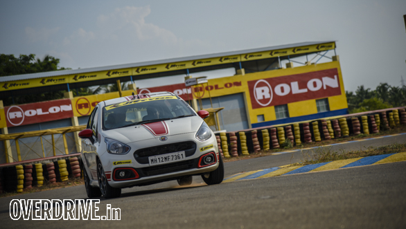 Hot Hatch Track Test Coimbatore  (63)