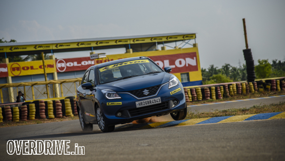 Hot Hatch Track Test Coimbatore  (66)