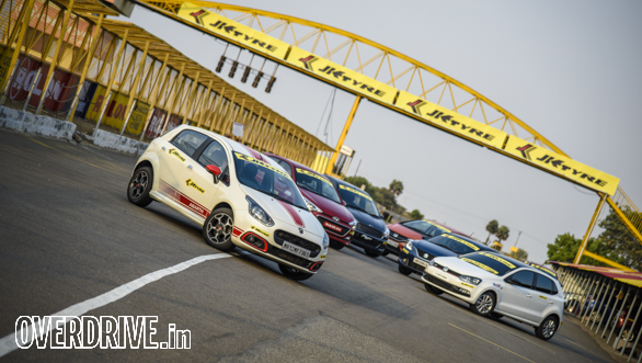 Affordable hot hatchback comprehensive track test report
