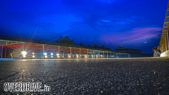 Hot Hatch Track Test Coimbatore Opening (28)