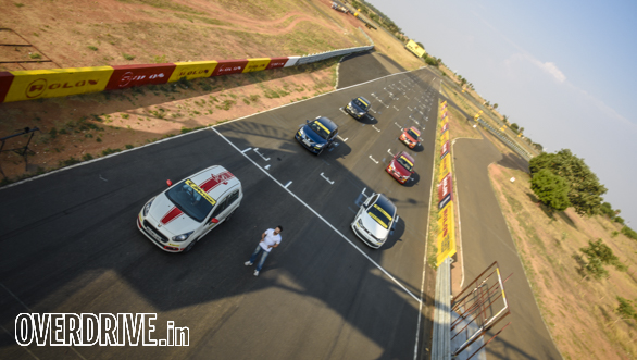 Hot Hatch Track Test Coimbatore Opening (8)