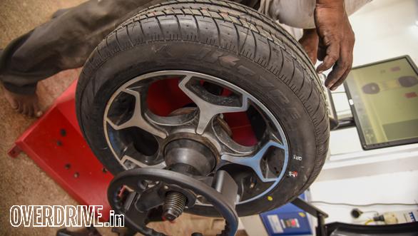 Hot Hatch Track Test JK Tyre Coimbatore  (10)