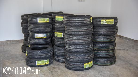 Hot Hatch Track Test JK Tyre Coimbatore  (21)