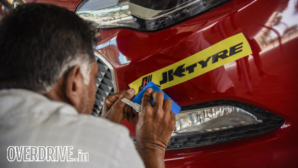 Hot Hatch Track Test JK Tyre Coimbatore  (24)