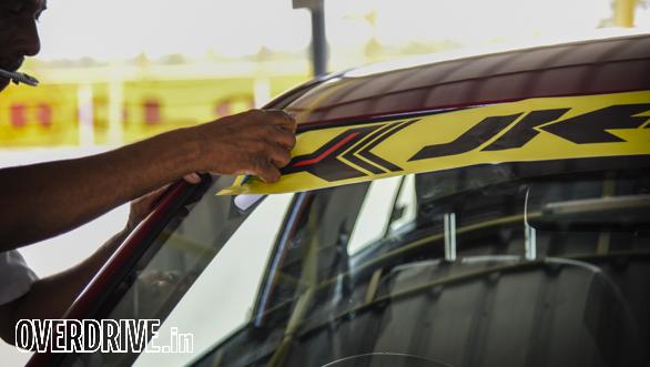 Hot Hatch Track Test JK Tyre Coimbatore  (26)