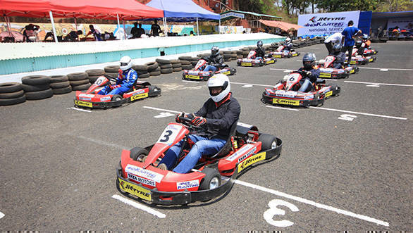 JK Tyre IndiKarting National Series_Round 2_Goa (1)