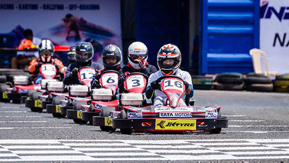 JK Tyre IndiKarting National Series_Round 2_Goa (2)