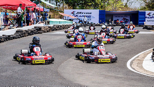 JK Tyre IndiKarting National Series_Round 2_Goa (3)