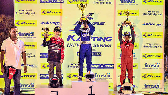 JK Tyre IndiKarting National Series_Round 2_Goa (7)