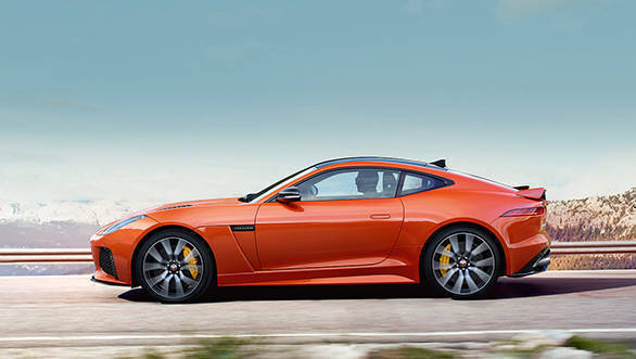 2018 New York Auto Show: Jaguar F-Type SVR, I-Pace and the  Range Rover SV Coupe to be showcased