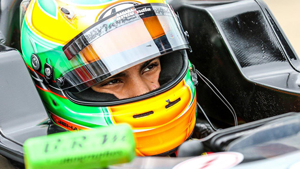 Formula Renault 2.0 NEC: Jehan Daruvala misses out on podium in Round 2