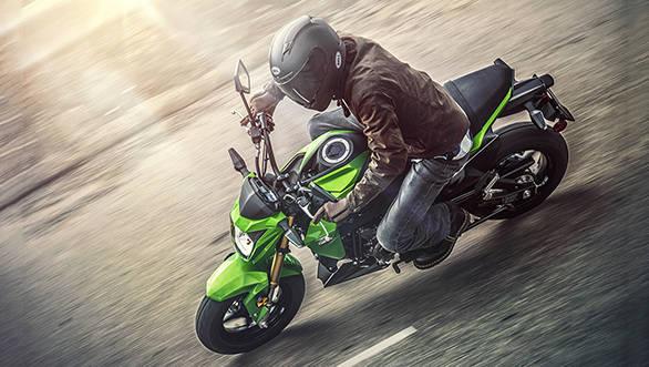 Kawasaki z125 Pro (11)