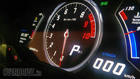 Lamborghini Huracan Spyder (14)