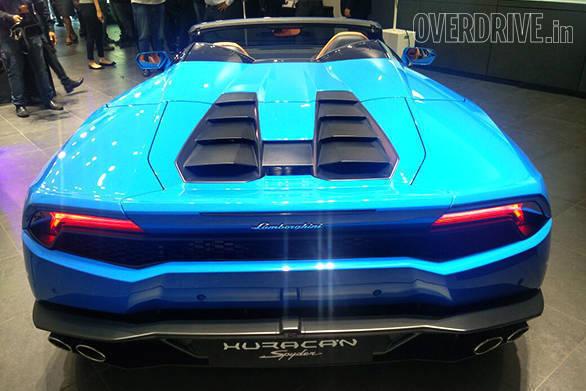Lamborghini Huracan Spyder (9)