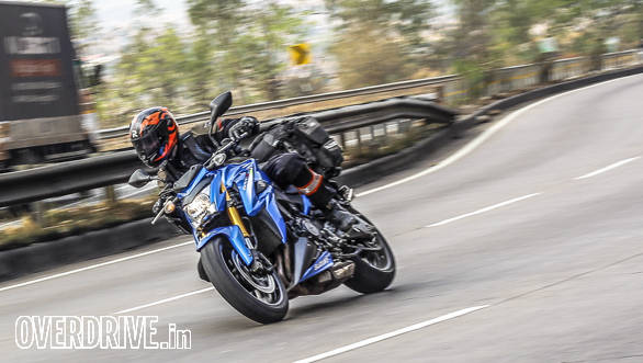 Living with a superbike: Suzuki GSX-S1000