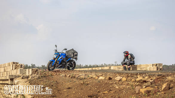 Living With a Superbike - Suzuki GSX - S1000 (3)