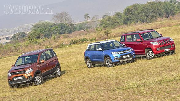 Mahindra Nuvo Sport Comparo (2)