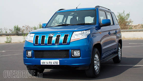 Mahindra TUV300 mHawk100 first drive review
