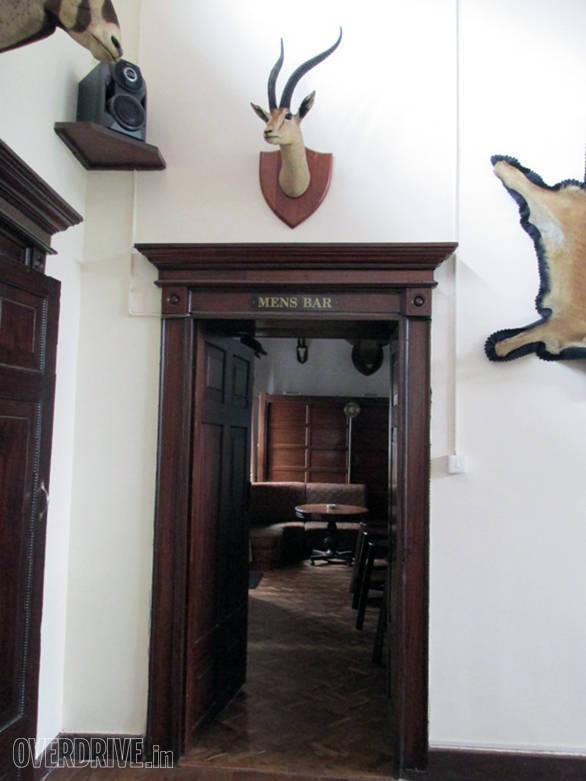 Men's Bar- Ootacamund Club