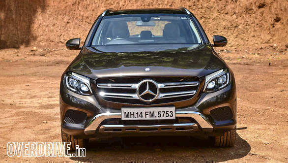 Image gallery 2016 Mercedes Benz GLC first drive review Overdrive