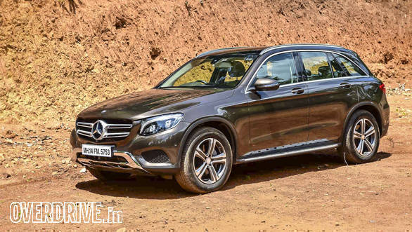 Mercedes Benz GLC (7)