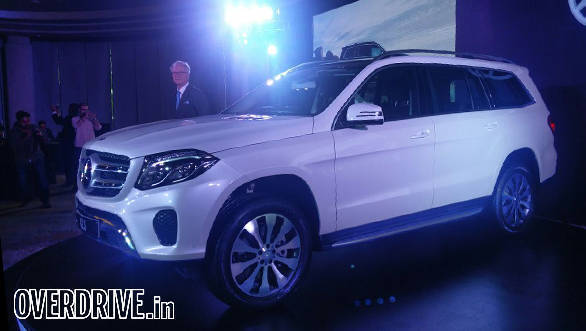 Mercedes Benz GLS (2)