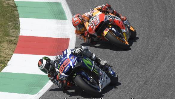 MotoGP 2016 tyres