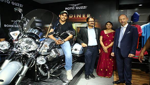 Piaggio opens Motoplex store in Hyderabad