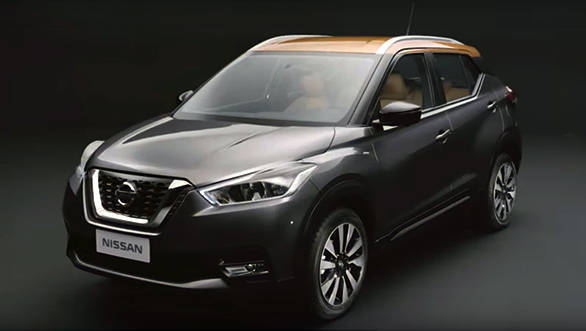 Nissan Kicks to come to India only in 2019