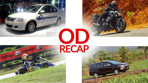 ODRecap: Mahindra e-Verito to launch, Shahan places fourth in Sepang, and more